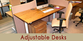 Adjustable Desks Gallery
